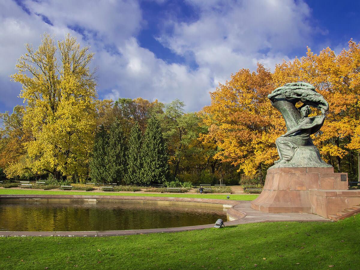 ogród angielski w Polsce