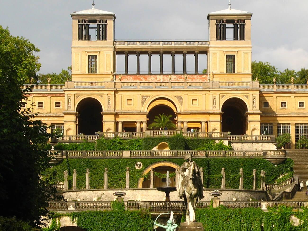 poczdam pałac
