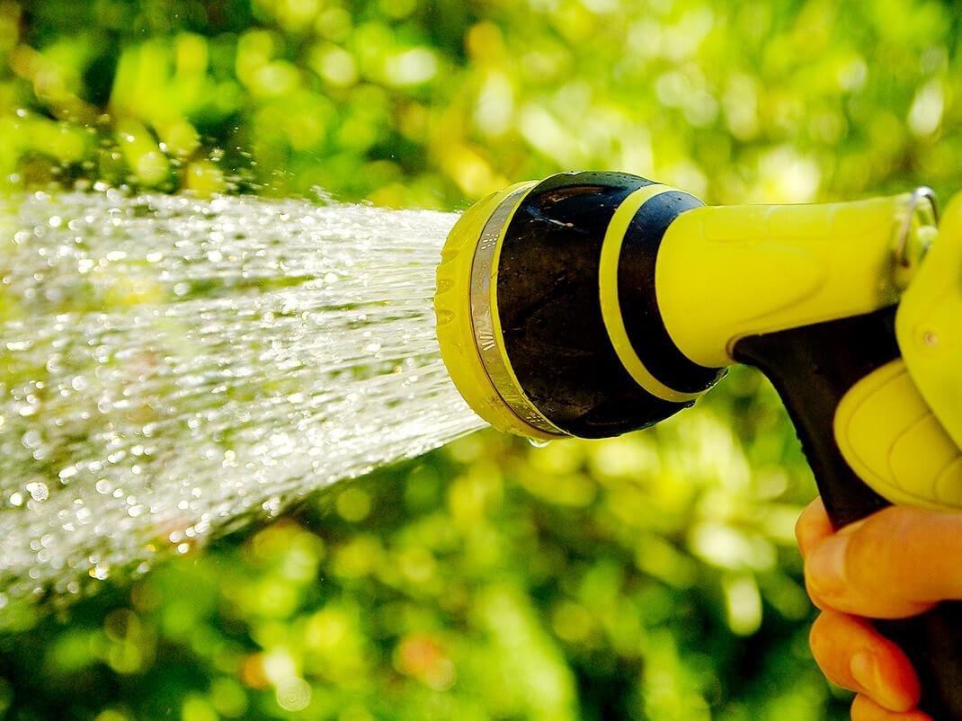 woda podlewanie
